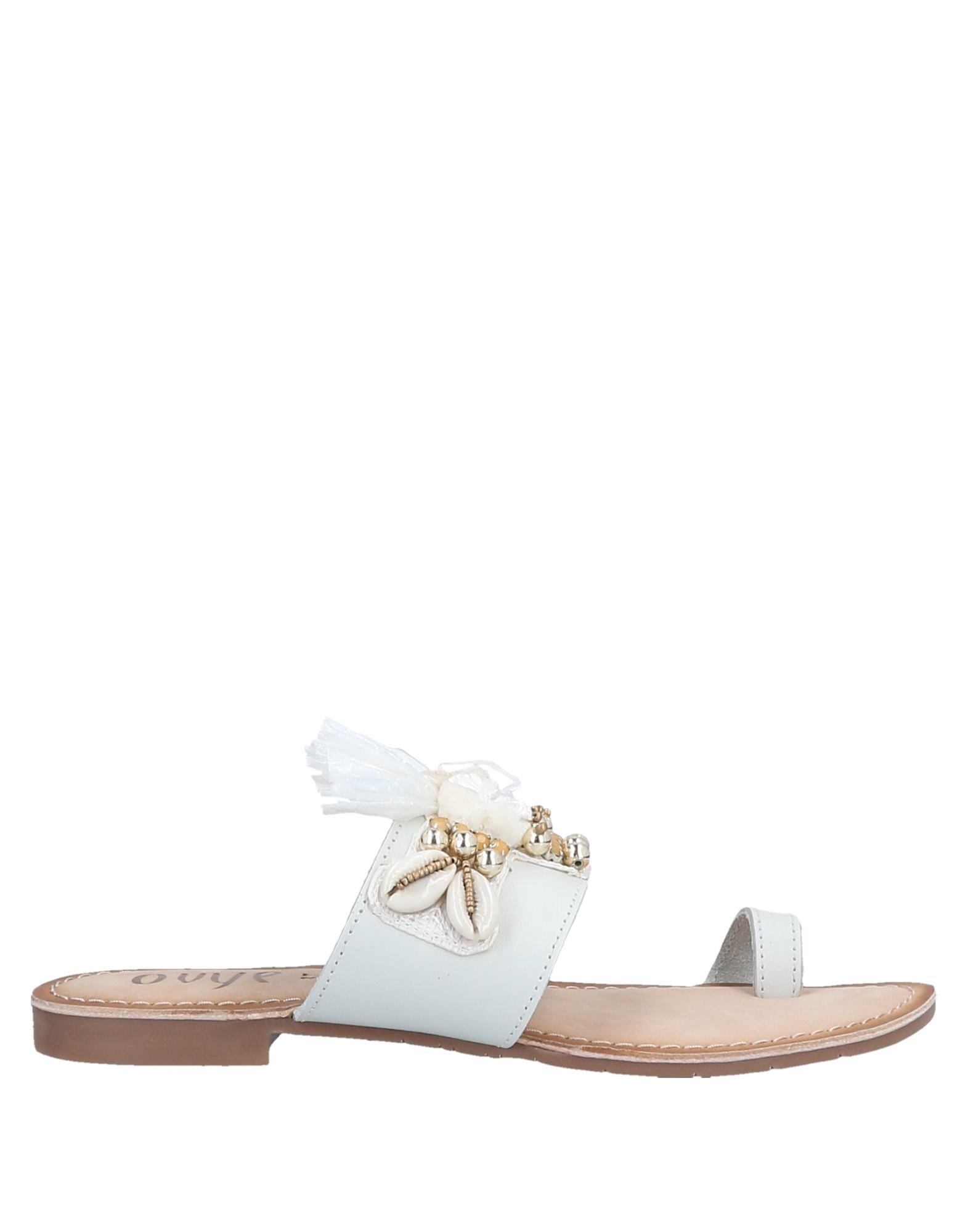 Ovye' By Cristina Lucchi Sandals Sandals Sandals - Women Ovye' By Cristina Lucchi Sandals online on  United Kingdom - 11564913UT 04cc87