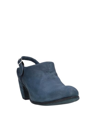 Creative Bleu Mules Officine gris Italia qXwOfSd