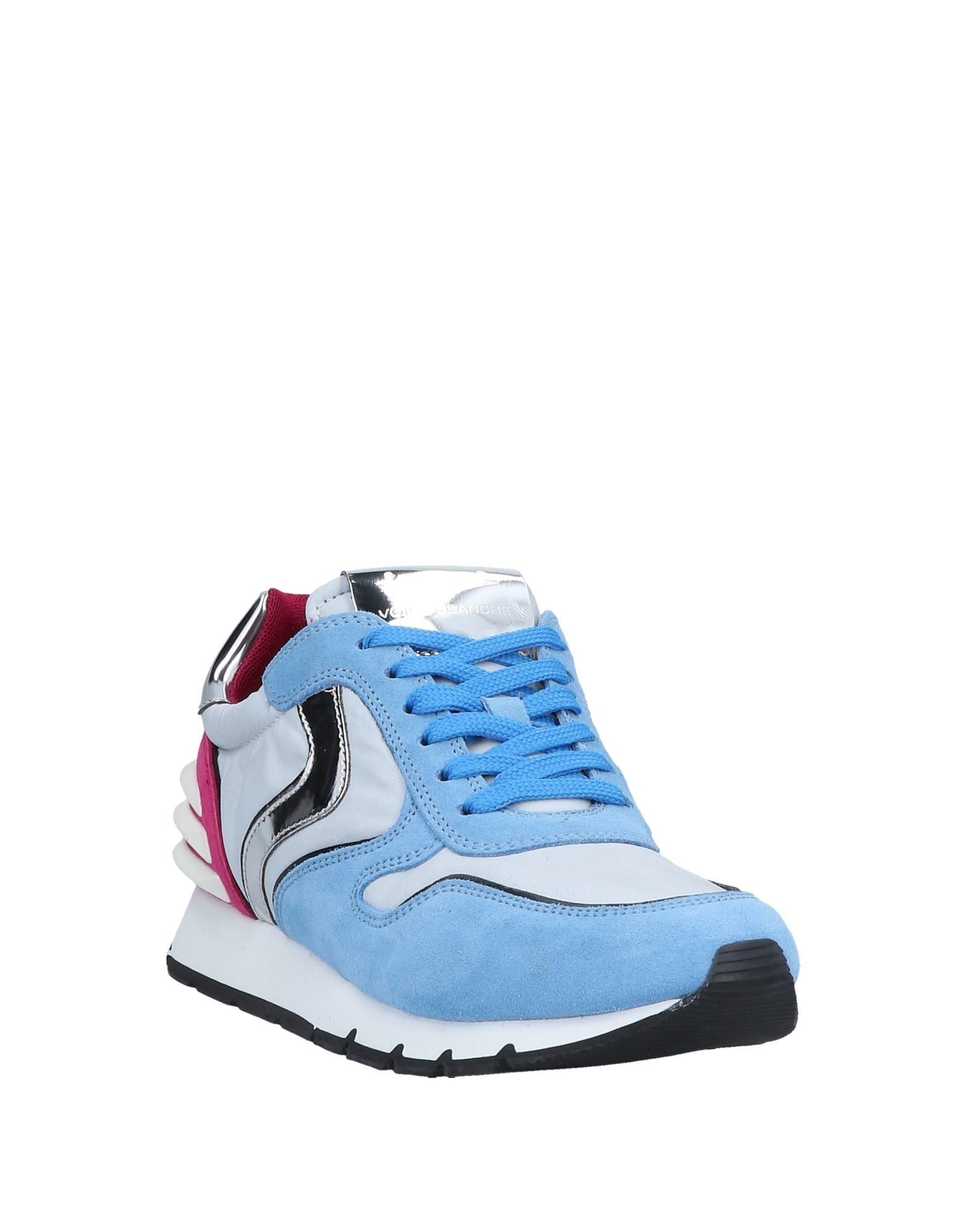 Stilvolle billige Schuhe Voile Blanche 11565297DW Sneakers Damen  11565297DW Blanche c453b8