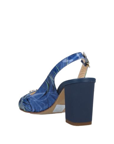 Bleu Loretta Loretta Sandales Pettinari Bleu Pettinari Loretta Sandales Pettinari SwSqa8r