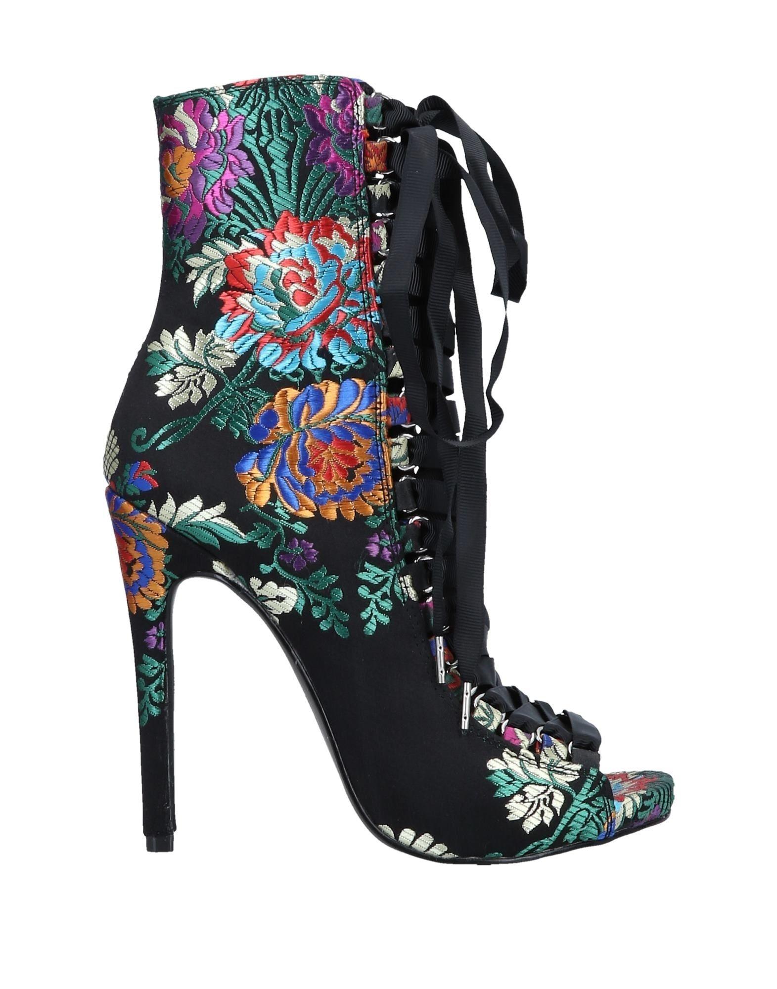 Bottine Steve Noir Madden Femme - Bottines Steve Madden Noir Steve Chaussures casual sauvages fd4003