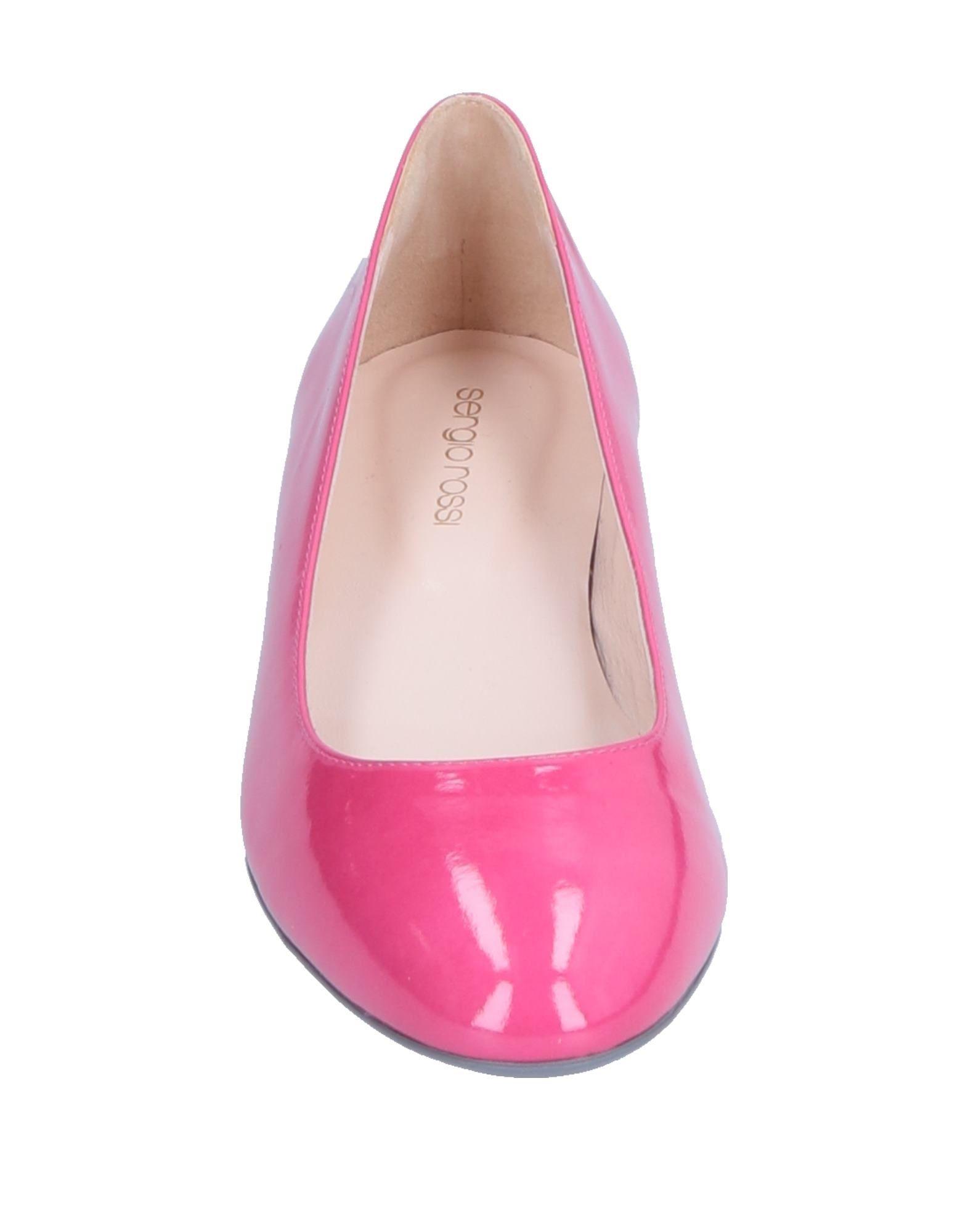 Sergio 11565620IJGut Rossi Ballerinas Damen  11565620IJGut Sergio aussehende strapazierfähige Schuhe 188e99