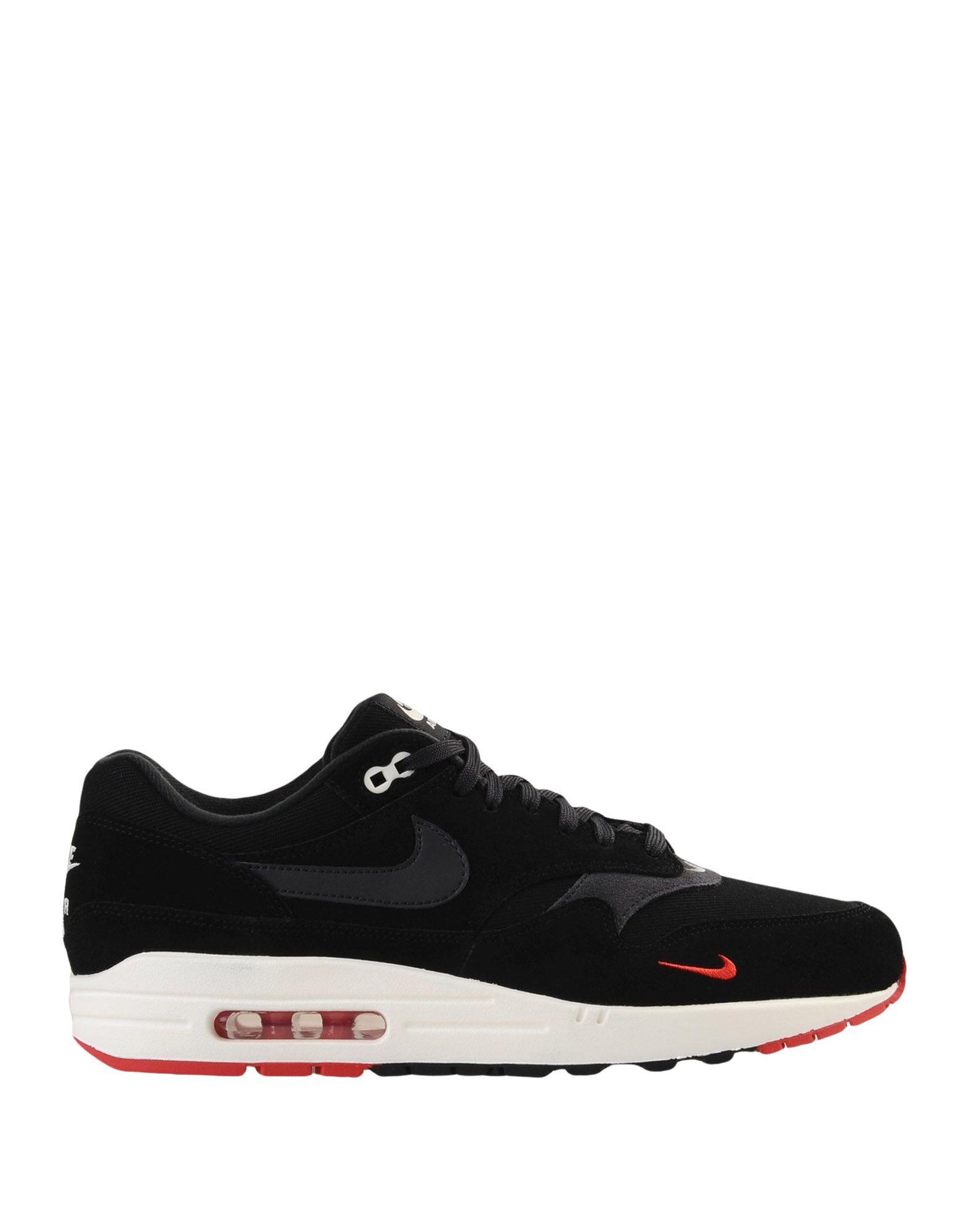 Zapatillas Nike   Hombre Air Max 1 Premium - Hombre  - Zapatillas Nike  Negro 6cdd35