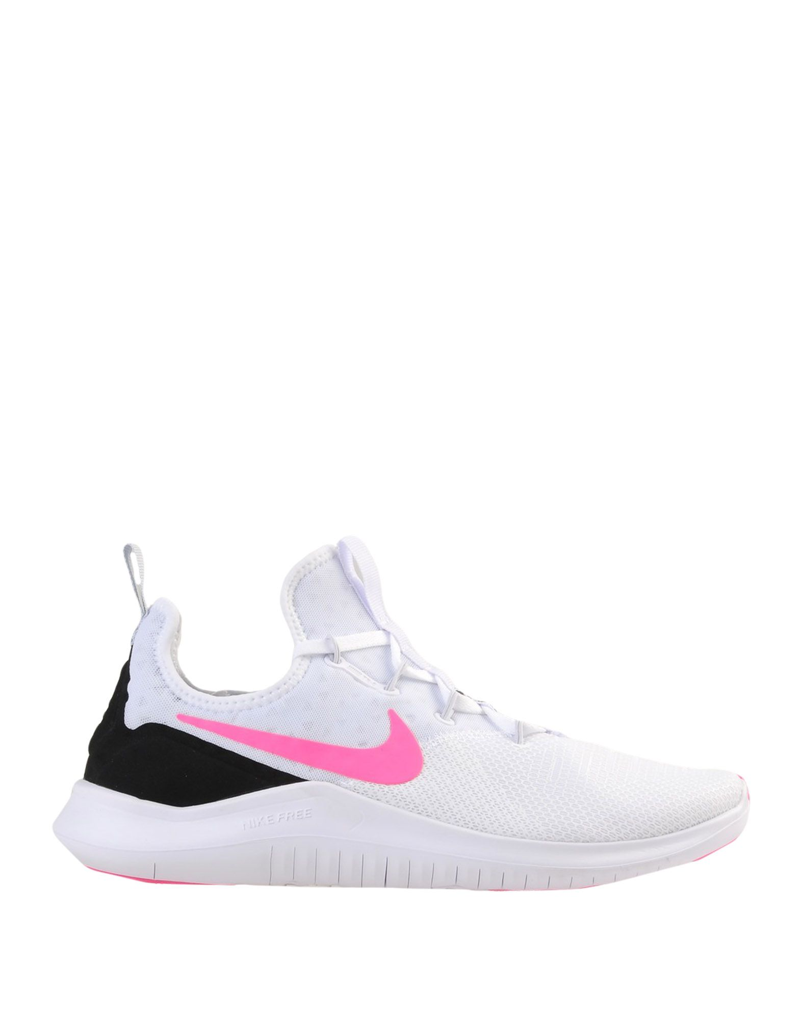 Baskets Nike   Free Tr 8 - Femme - Baskets Nike Blanc Chaussures femme pas cher homme et femme