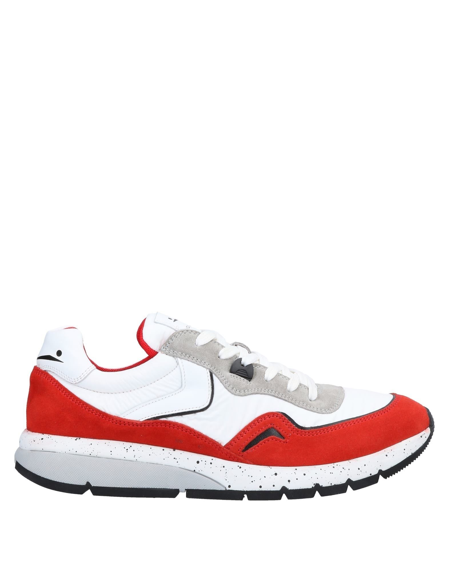 Zapatillas Voile Blanche Hombre Blanche - Zapatillas Voile Blanche Hombre  Rojo b2a25a