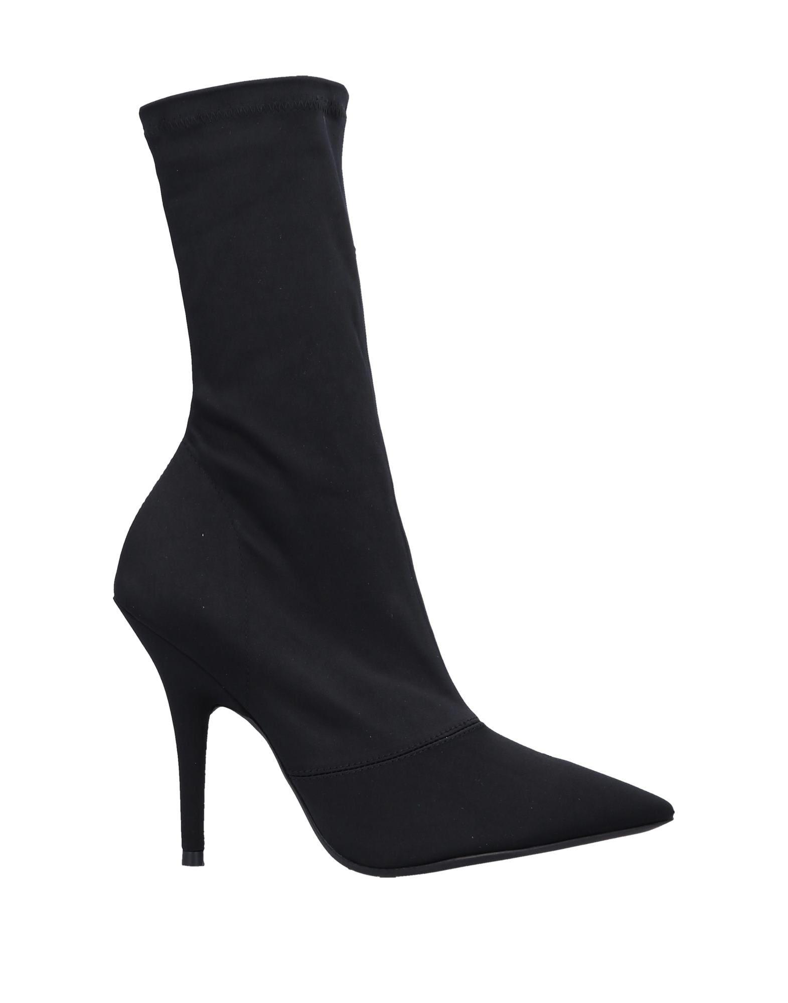 Bottine Yeezy Femme - Bottines Yeezy Noir Mode pas cher et belle
