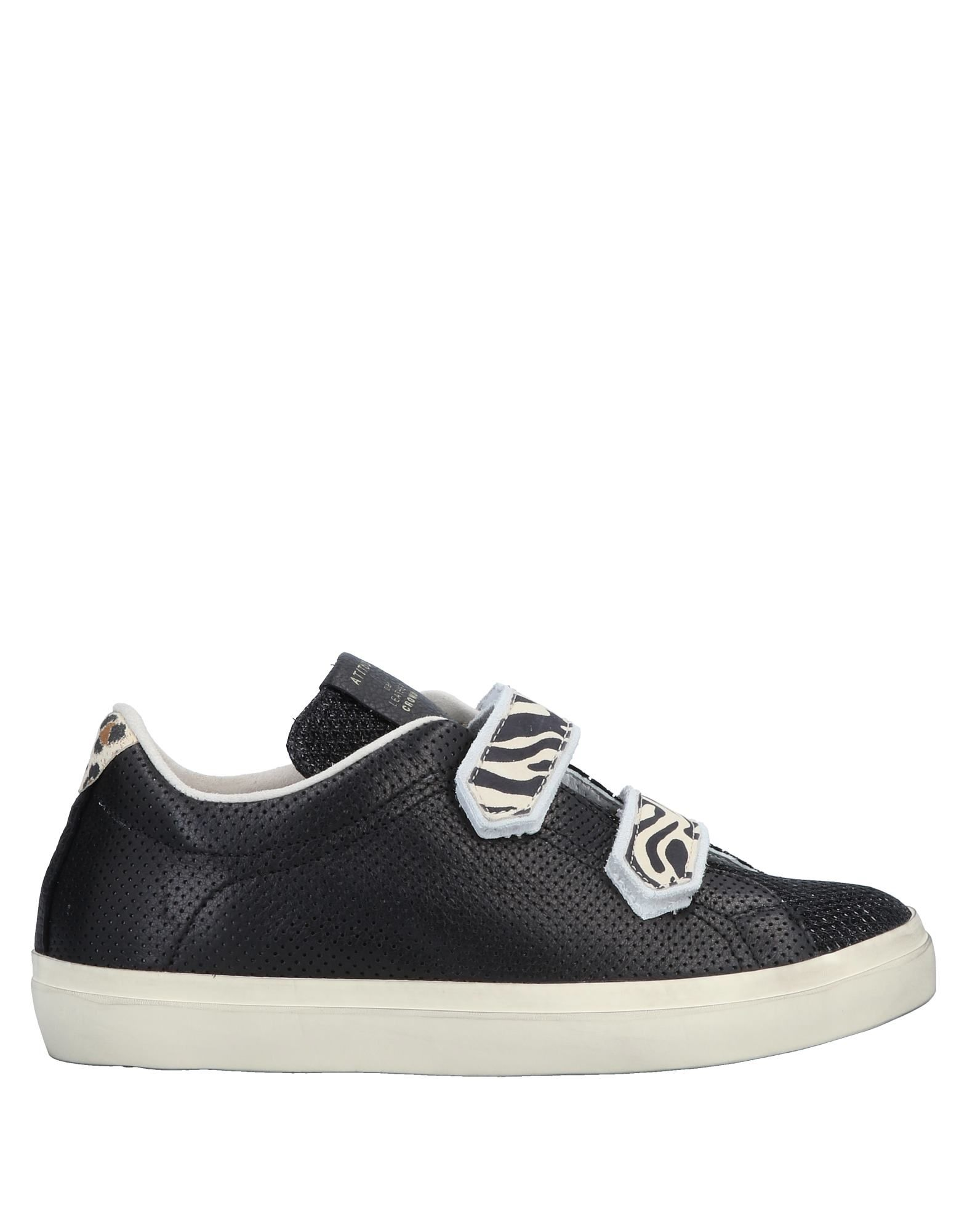 Leather Crown Sneakers - Women on Leather Crown Sneakers online on Women  United Kingdom - 11566664BR 9599d9