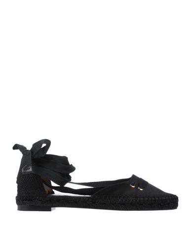 CASTAÑER BY MANOLO BLAHNIK Espadrilles in Black