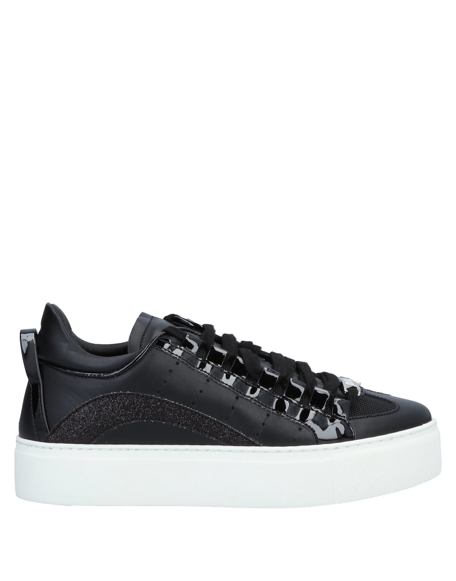 Rabatt Schuhe DsquaROT2 Sneakers  Damen  Sneakers 11566929QX 53326c