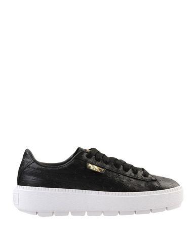 25590a7b3d4cb7 Puma Platform Trace Ostrich Wn s - Sneakers - Women Puma Sneakers ...