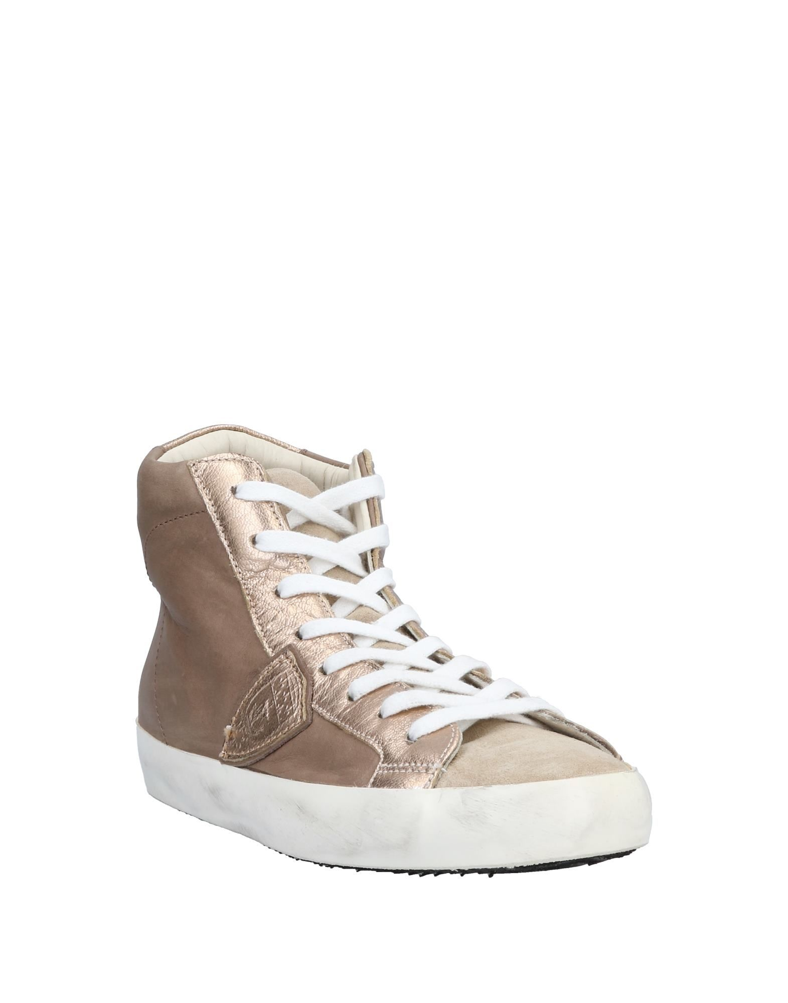 Philippe Model Sneakers Damen Schuhe  11567239GRGut aussehende strapazierfähige Schuhe Damen 276b88
