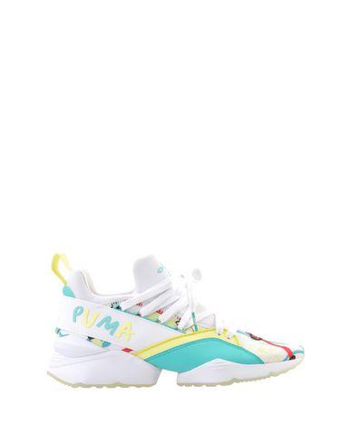 96505d5fef2 Puma X Shantell Martin Muse Maia Sm -Sunny Lime - Sneakers - Women ...