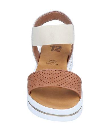 Sandales Tsd12 Tsd12 Marron Sandales qw1pSx