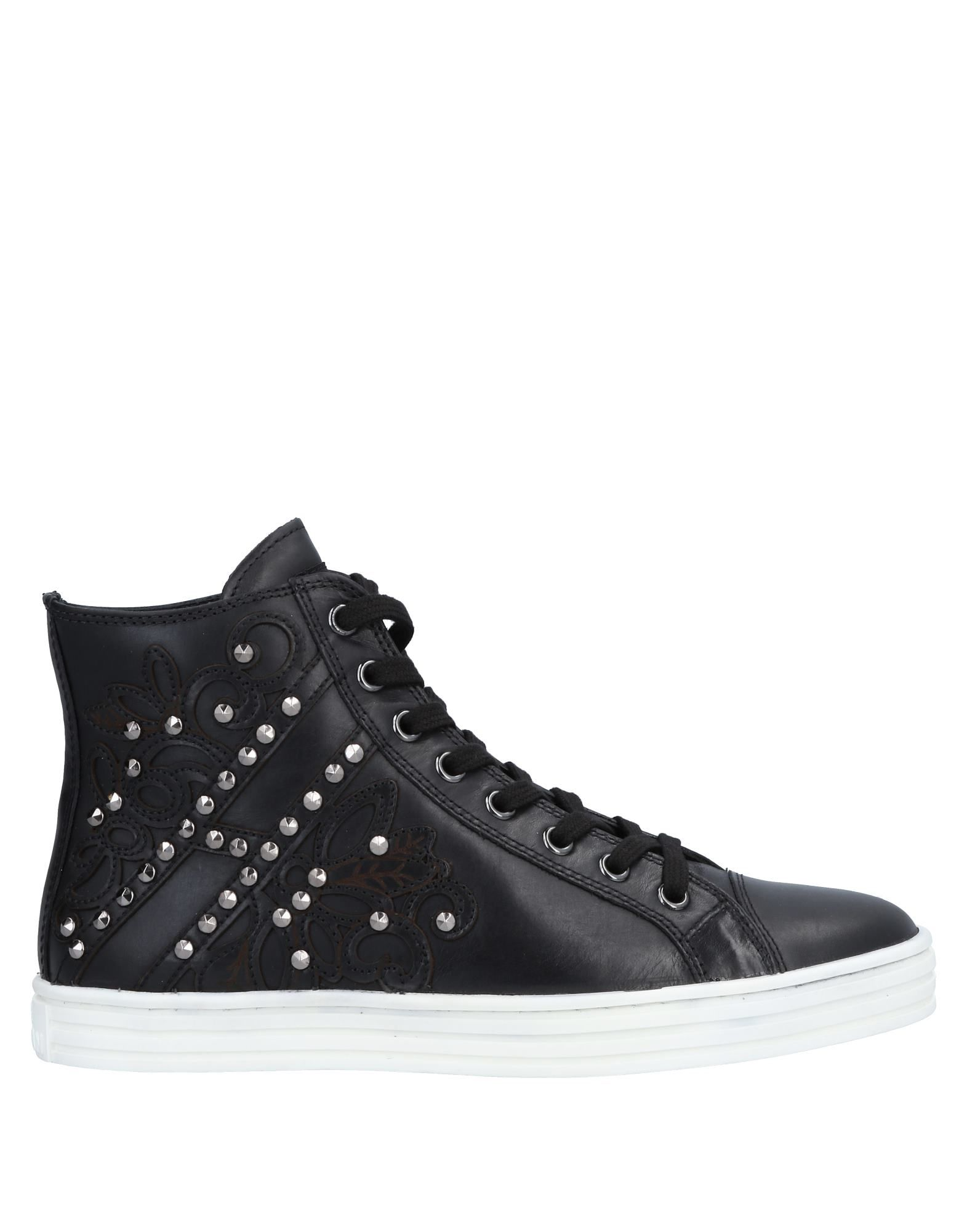 Rabatt Schuhe Hogan Damen Rebel Sneakers Damen Hogan  11567648EM 7f224d