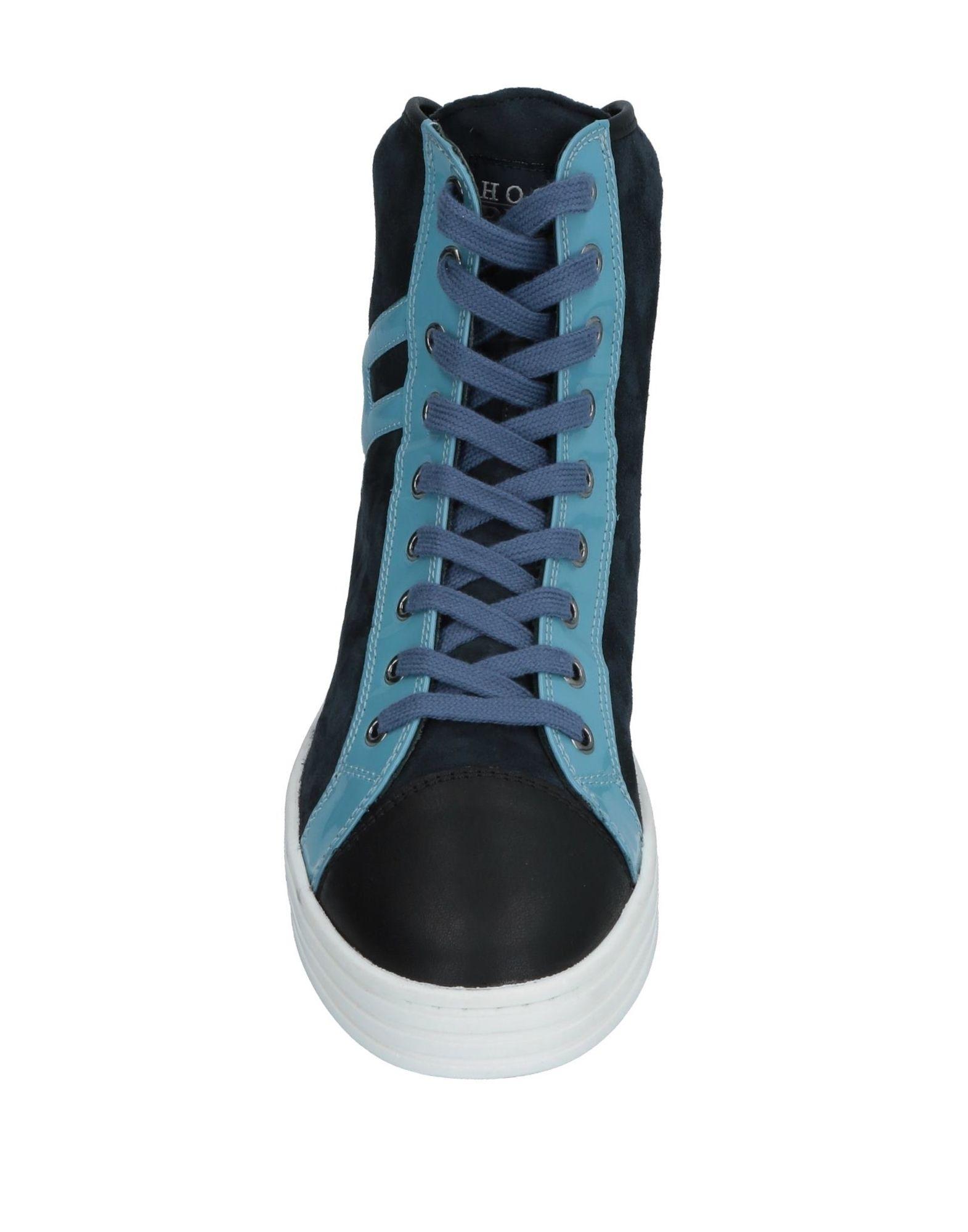 Rabatt Rebel Schuhe Hogan Rebel Rabatt Sneakers Damen  11567675TF 134026