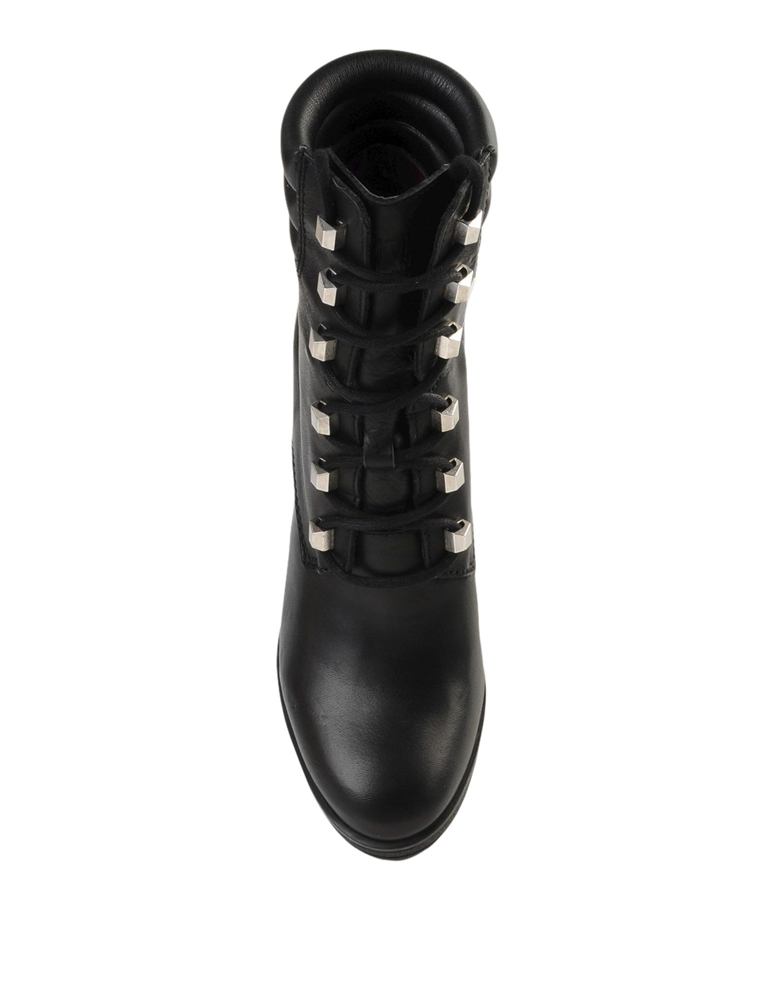 Stilvolle Up billige Schuhe Tommy Hilfiger Studs Lace Up Stilvolle Heeled Boot  11567803AC 26237b