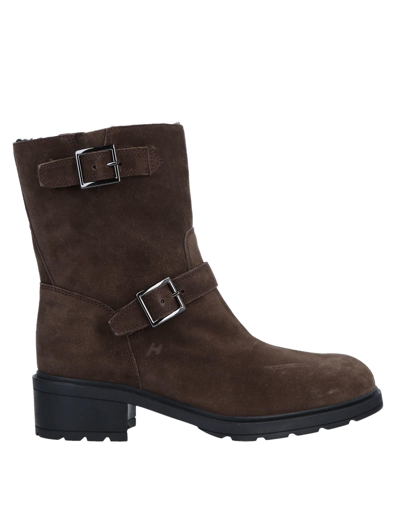 Bottine Hogan Femme - Bottines Hogan Moka Nouvelles chaussures pour hommes et femmes, remise limitée dans le temps