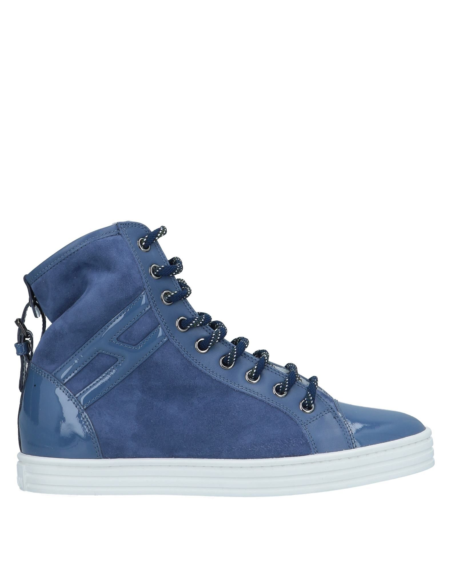 Hogan Rebel Sneakers - Women Hogan  Rebel Sneakers online on  Hogan United Kingdom - 11568089RU 88efbc