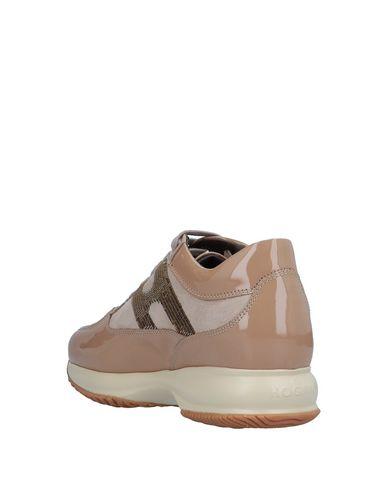 Hogan Sneakers Donna Scarpe Cammello