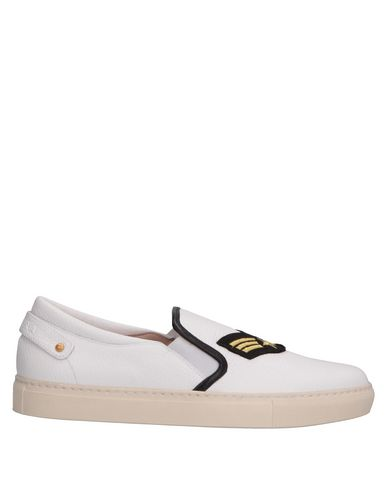 Blanc Zanoli Paolo Dibrera Sneakers By IxrxwAEq