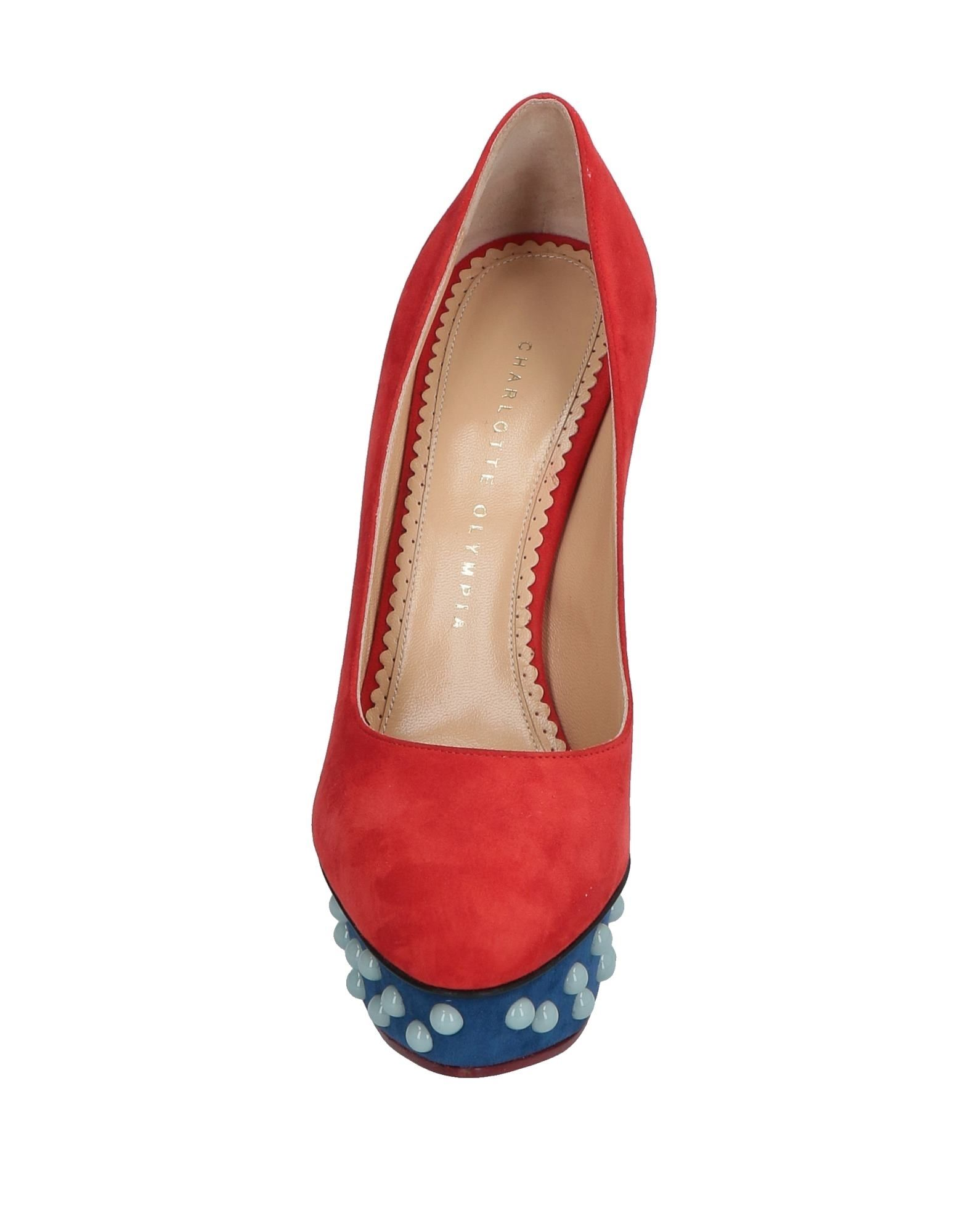 Charlotte Damen Olympia Pumps Damen Charlotte 11568530SCGünstige gut aussehende Schuhe be27b0