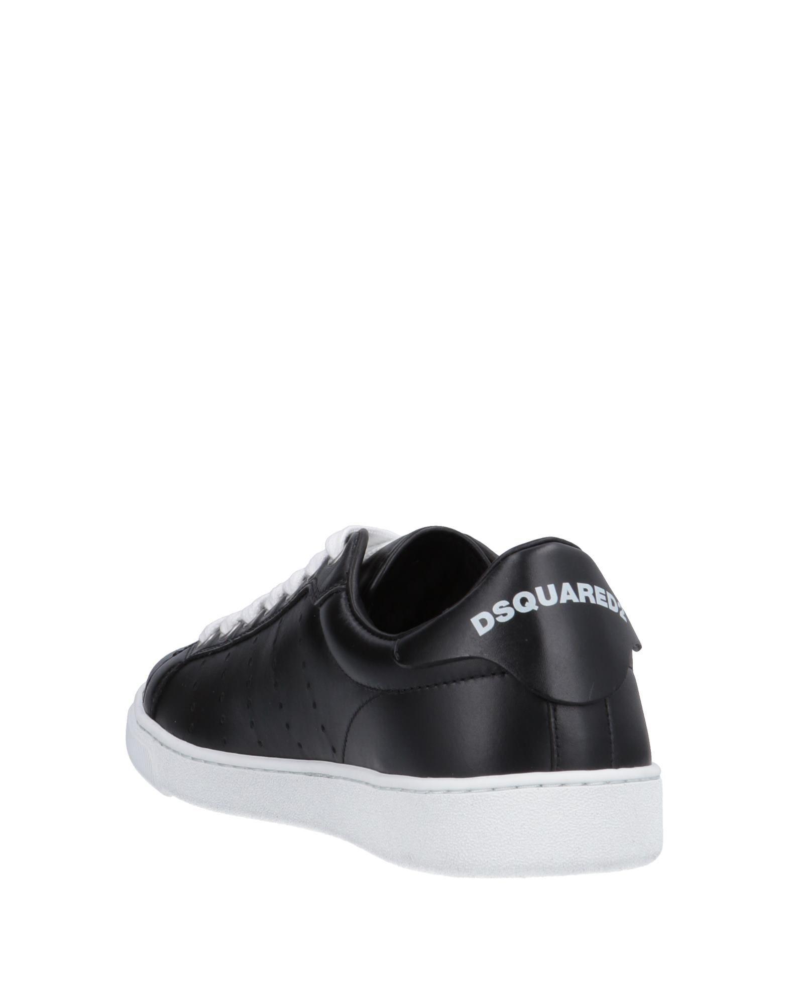 DsquaROT2 Turnschuhes Schuhe Damen 11568536DBGut aussehende strapazierfähige Schuhe Turnschuhes ef588c