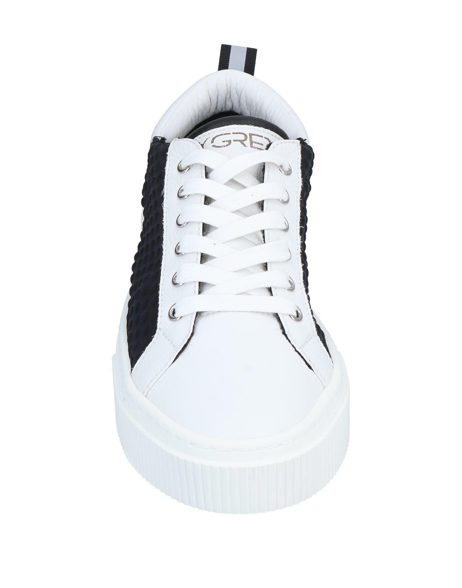 Stilvolle Sneakers billige Schuhe My Grau Sneakers Stilvolle Damen  11568728VO 54a67a