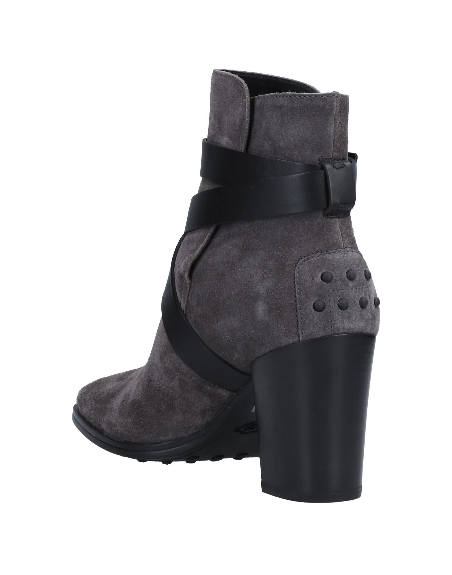 Tod's Ankle Boot - Women Tod's  Ankle Boots online on  Tod's United Kingdom - 11568824AQ 68412d