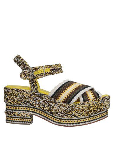 ANTOLINA PARIS Sandals in Yellow