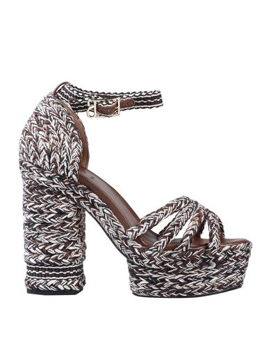 ANTOLINA PARIS Sandals in Brown