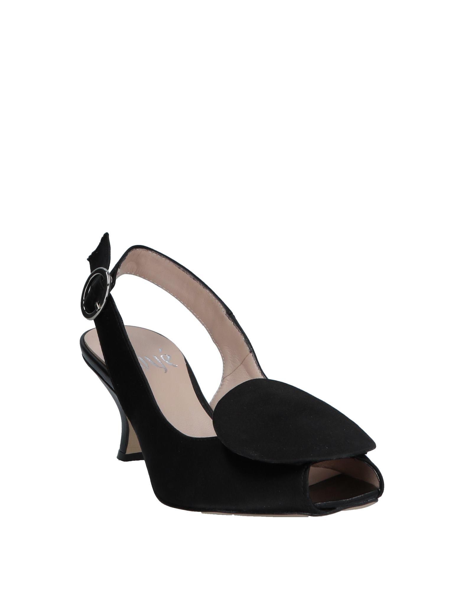 Ovye' By Cristina Qualität Lucchi Pumps Damen  11569373VW Gute Qualität Cristina beliebte Schuhe e4bd60