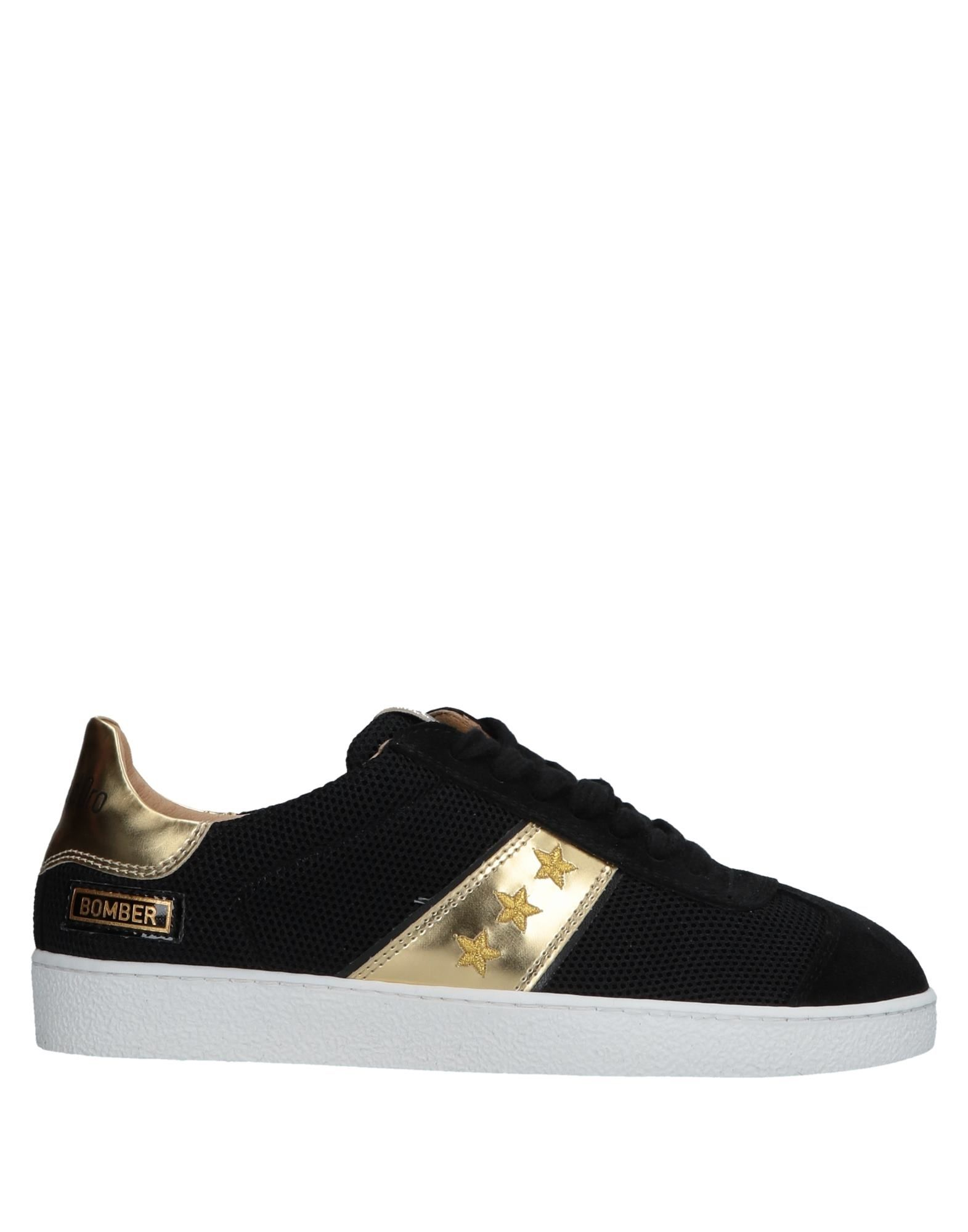 Baskets Pantofola D'oro Femme - Baskets Pantofola D'oro Noir Chaussures casual sauvages