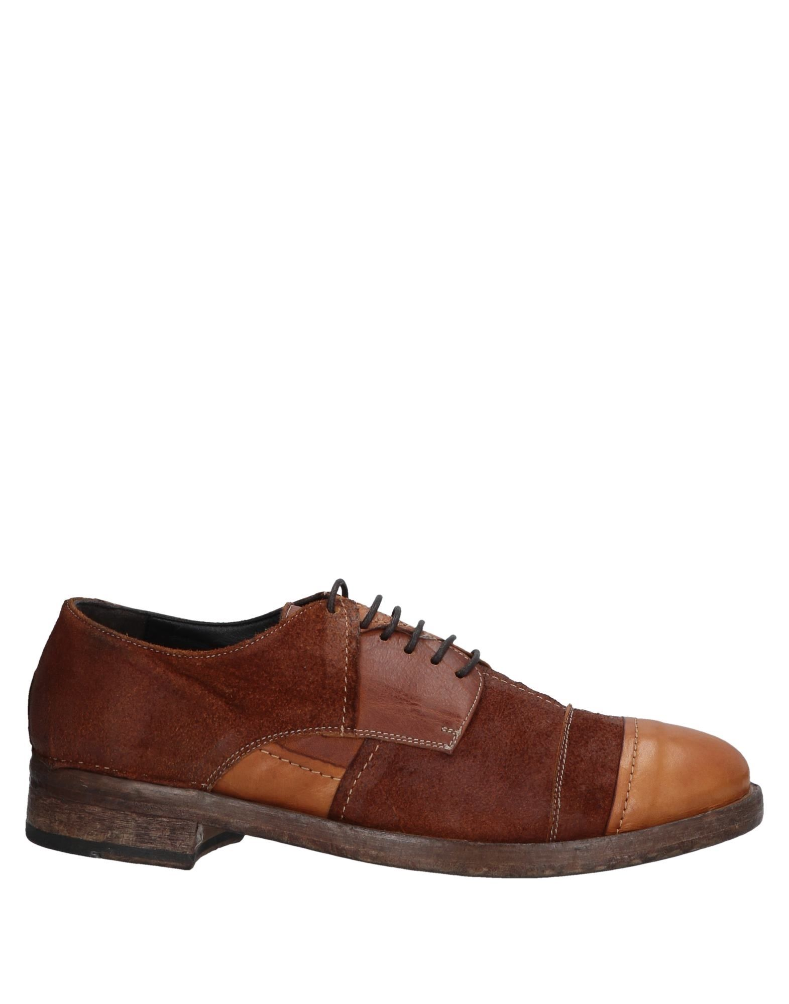Stringate Open Closed  Shoes Uomo - 11569808TB