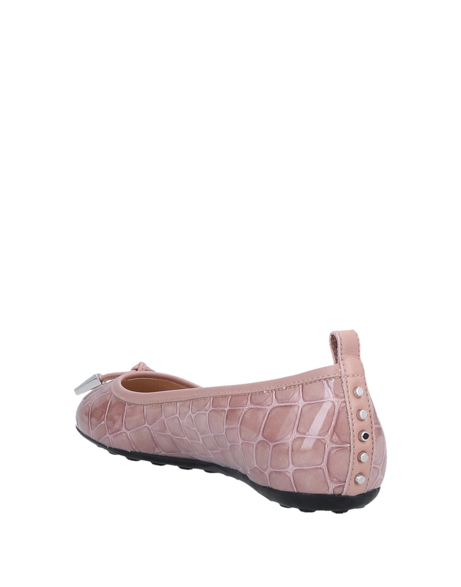 Rabatt Schuhe Damen Tod s Ballerinas Damen Schuhe 11570138DS d26917