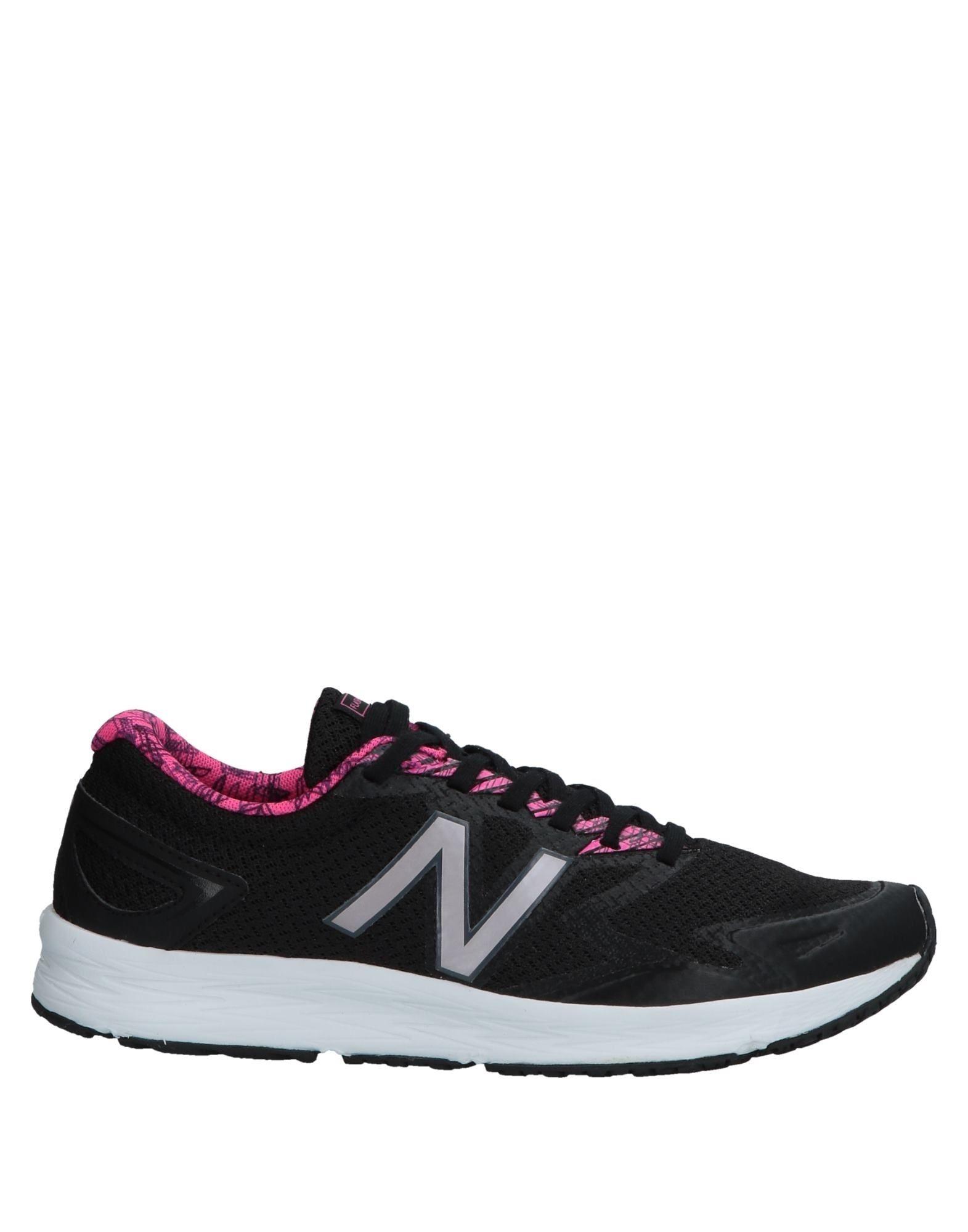 Baskets New Balance Femme - Confortable Baskets New Balance Noir Confortable - et belle 378a6f