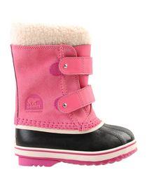 Stivali 3-8 anni bambina - abbigliamento Bambina su YOOX b6a1aa9e1d1