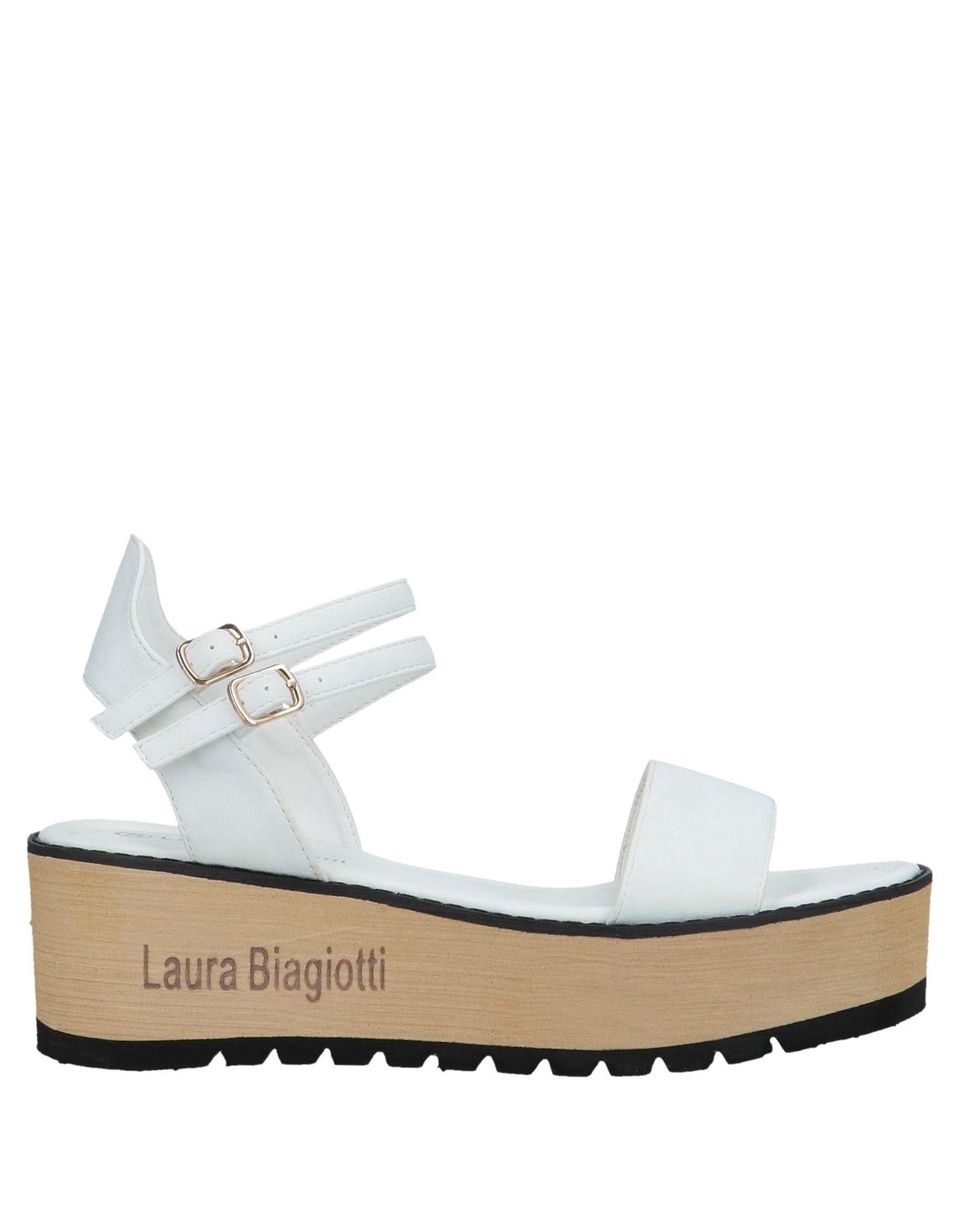 Laura Biagiotti Sandals - online Women Laura Biagiotti Sandals online - on  Australia - 11570969BA 6a5da7