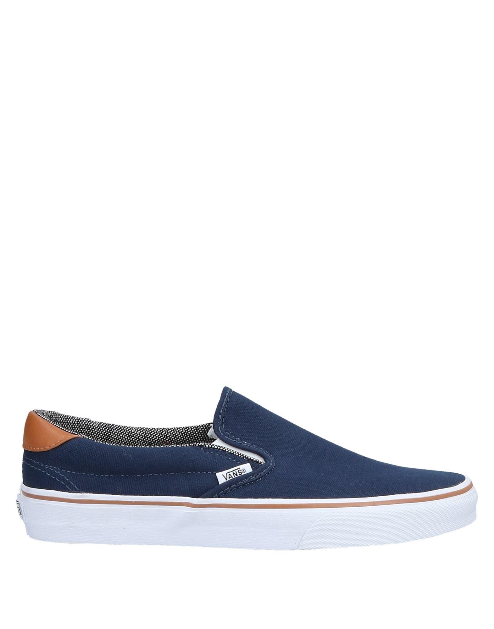 Zapatillas Vans Hombre - Zapatillas Vans  Azul Azul  oscuro 29cbbf