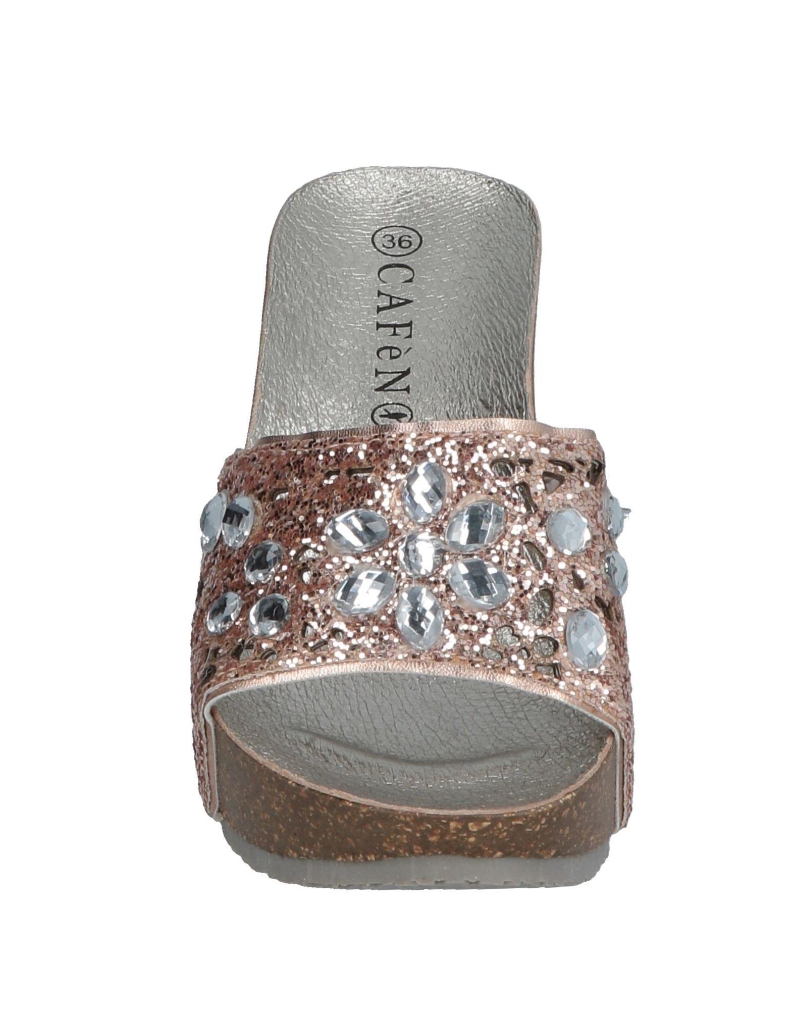 Cafènoir Sandals - Women Cafènoir Sandals Sandals Sandals online on  United Kingdom - 11571577FA 53af09