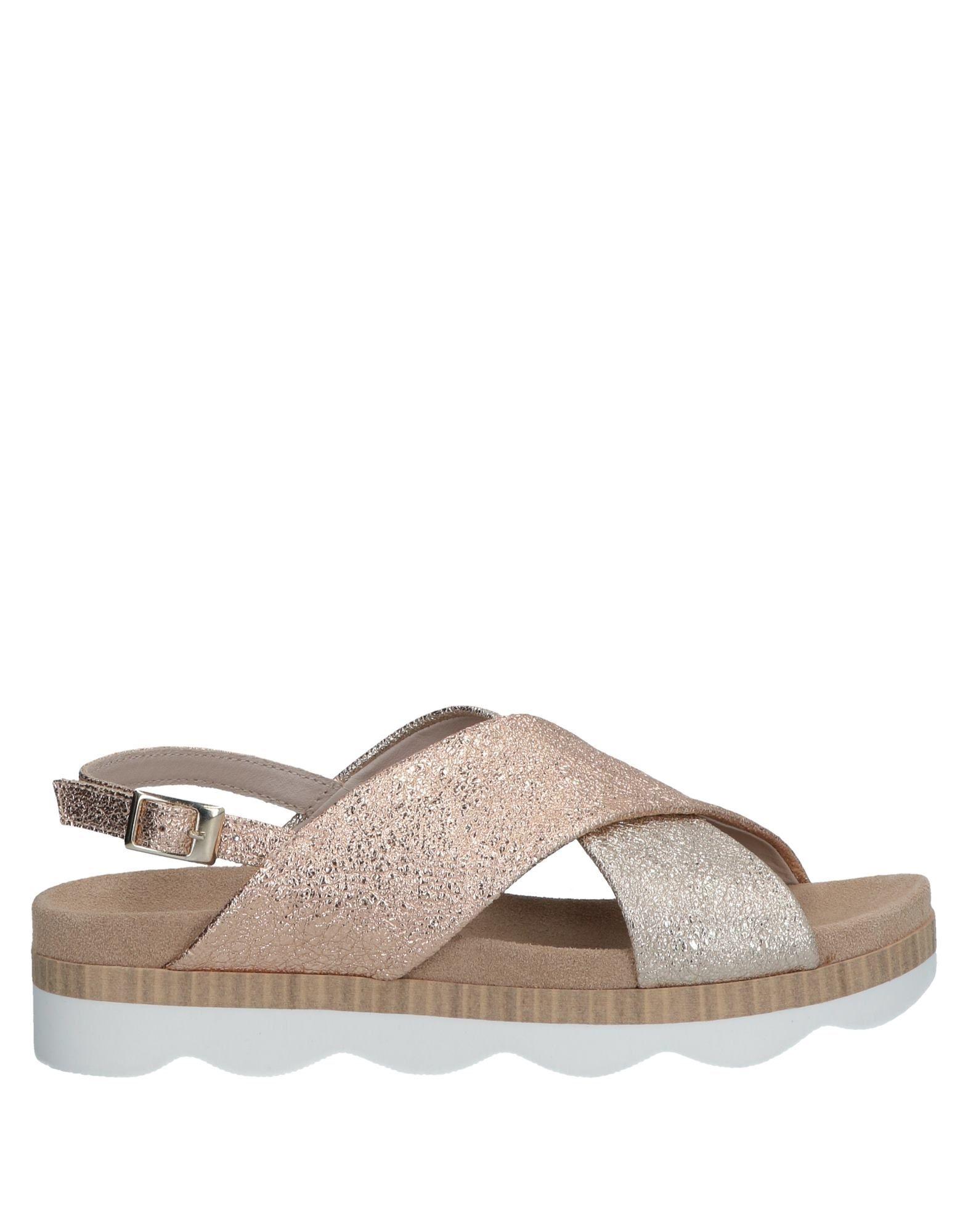 Sandales Tosca bleu chaussures Femme - Sandales Tosca bleu chaussures   - 11571659FJ