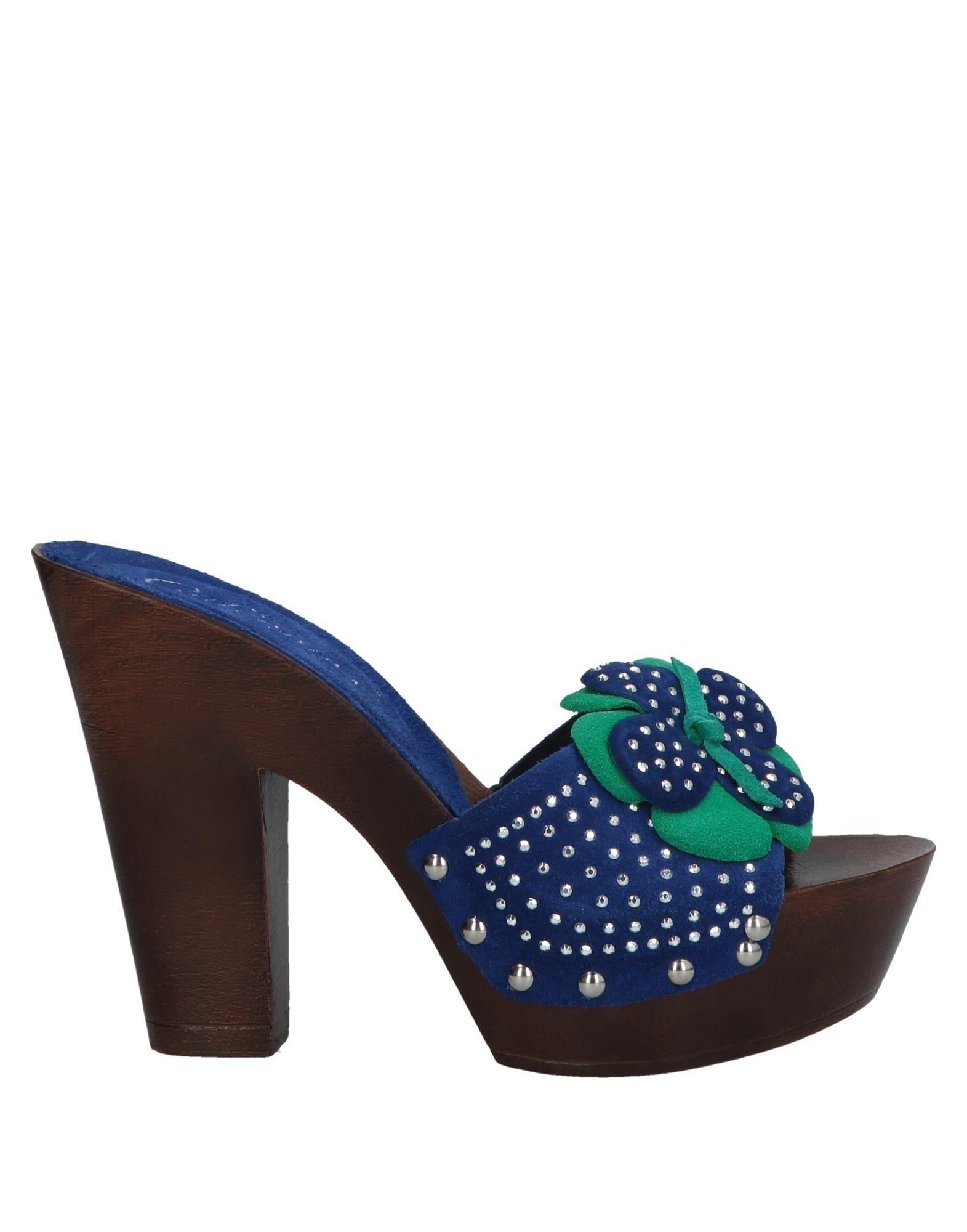 Gut um billige Schuhe zu tragenCafènoir Pantoletten Damen  11571893DS