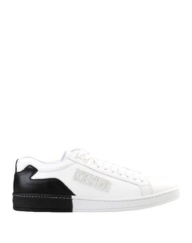 e7d0fd473fe Kenzo Baskets Basses Main - Sneakers - Men Kenzo Sneakers online on ...