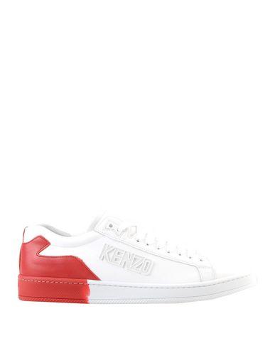 9ffe312107a3 Kenzo Baskets Basses Main - Sneakers - Men Kenzo Sneakers online on ...