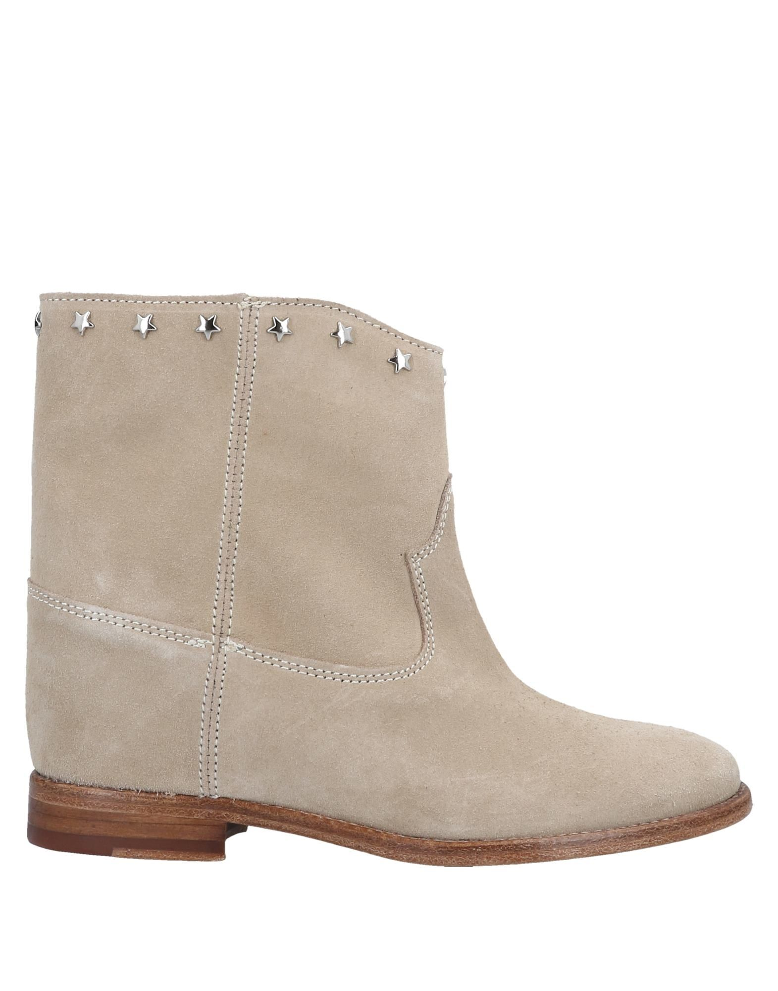 Bottine Mode Catarina Martins Femme - Bottines Catarina Martins Gris Mode Bottine pas cher et belle ca5727