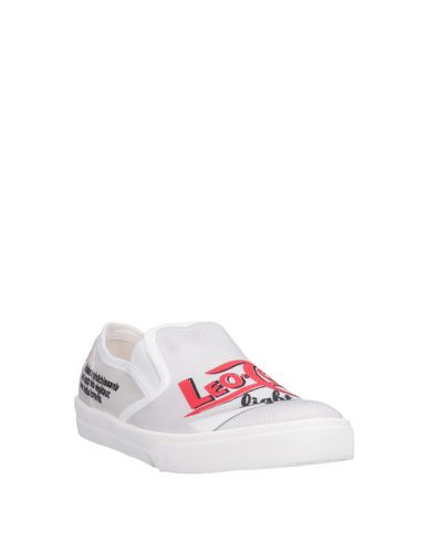 Leo Design Sneakers Blanc Leo Studio Studio BPO6fB8q