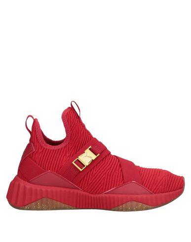 puma defy varsity red Shop Clothing