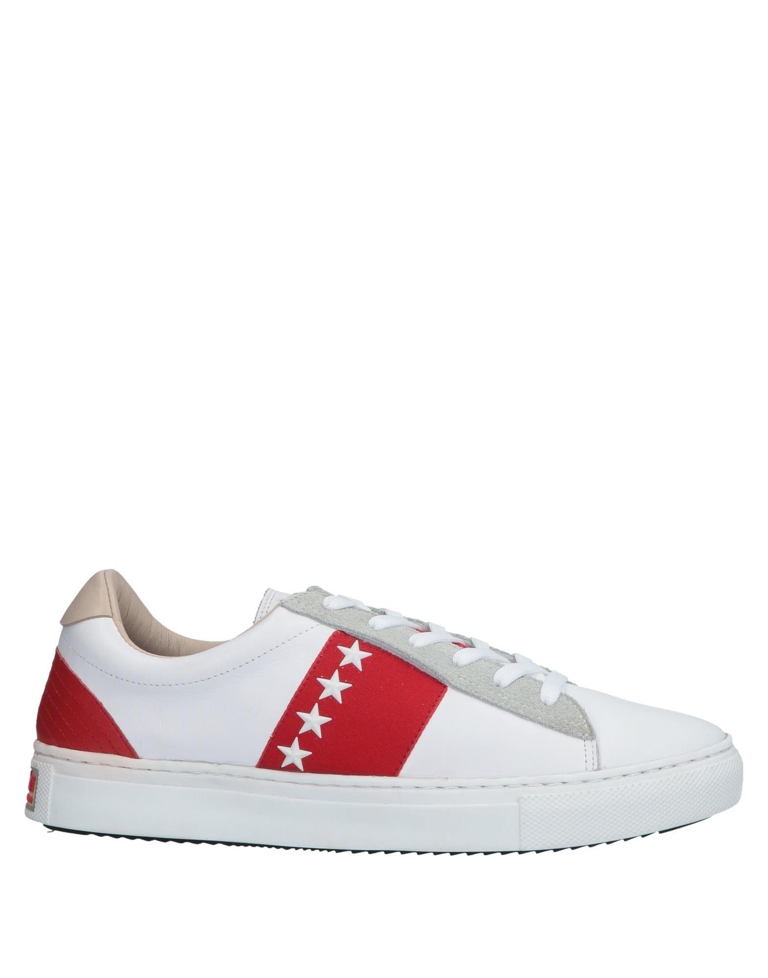 Sneakers Invicta Homme - Sneakers Invicta  Blanc Super rabais