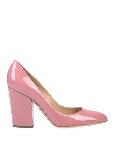 Sergio Rossi Pump In Pastel Pink