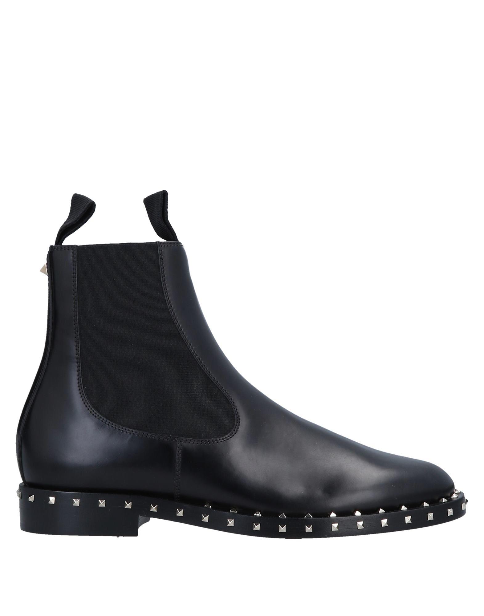 Valentino Garavani Ankle Boot - Women Valentino on Garavani Ankle Boots online on Valentino  Australia - 11573156VN eb1006