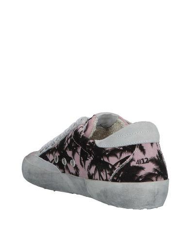 Quattrobarradodici Quattrobarradodici Sneakers Rose Sneakers Rose wqa56C5